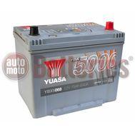 YUASA YBX5068 12V Capacity  75Ah  640A Yuasa Silver High Performance Battery