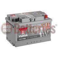 YUASA YBX5100 12V Capacity  75Ah  680A Yuasa Silver High Performance Battery