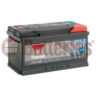 YUASA YBX7110 12V Capacity 75Ah 730A Yuasa EFB Start Stop Battery