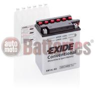 Exide YB14L-B2  Conventional  Motorbike & Sport Battery EB14L-B2