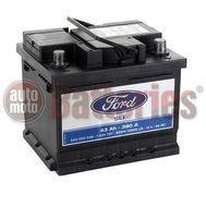 Μπαταρία Αυτοκινήτου  Ford  SLI Γνήσια  1395797 Silver Calcium 12V  43AH  390EN