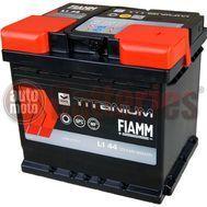 Μπαταρία Αυτοκινήτου  Fiamm Titanium Black L1 44 12V  44Ah  360EN A Εκκίνησης