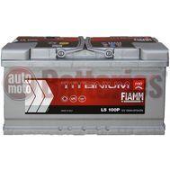 Μπαταρία Αυτοκινήτου  Fiamm Titanium Pro  L5 100  12V  100Ah  870EN A Εκκίνησης