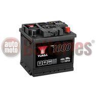 YUASA YBX1012 12V Capacity 45Ah 380A Yuasa Ca Ca Battery