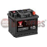 YUASA YBX1063 12V Capacity 40Ah 350A Yuasa Ca Ca Battery