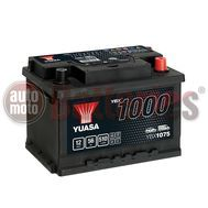 YUASA YBX1075 12V Capacity 56Ah  510A Yuasa Ca Ca Battery