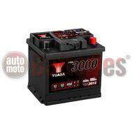 YUASA YBX3012 12V Capacity  52Ah  450A Yuasa SMF Battery