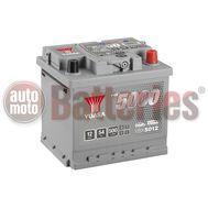 YUASA YBX5012 12V Capacity  54Ah  500A Yuasa Silver High Performance Battery