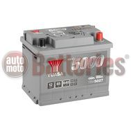 YUASA YBX5027 12V Capacity  65Ah  640A Yuasa Silver High Performance Battery
