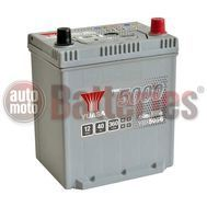 YUASA YBX5056 12V Capacity 40Ah 360A Yuasa Silver High Performance Battery