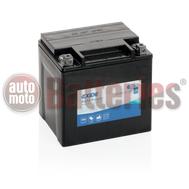 Exide YIX30L-BS (M6230X)  AGM 12-31 Ready Motorbike & Sport Battery