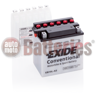 Exide YB10L-A2  Conventional  Motorbike & Sport Battery EB10L-A2