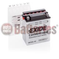 Exide YB12AL-A2  Conventional  Motorbike & Sport Battery EB12AL-A2
