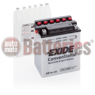 Exide YB14L-A2  Conventional  Motorbike & Sport Battery EB14L-A2