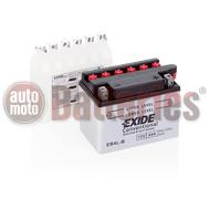 Exide YB4L-B Conventional  Motorbike & Sport Battery EB4L-B