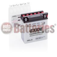 Exide YB5L-B Conventional  Motorbike & Sport Battery EB5L-B