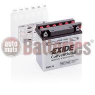 Exide YB7L-B Conventional  Motorbike & Sport Battery EB7L-B