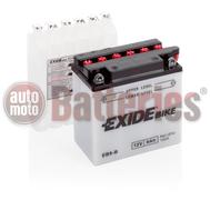 Exide YB9-B Conventional  Motorbike & Sport Battery EB9-B