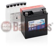 Exide AGM YTX7L-BS Motorbike & Sport Battery ETX7L-BS