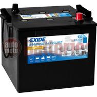 Μπαταρία Exide Gel ES1200 Marine & Multifit Wh1200 12V Capacity 20hr  110(Ah):EN (Amps): 760 EN Εκκίνησης