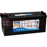 Μπαταρία Exide Gel ES1600 Marine & Multifit Wh1600 12V Capacity 20hr  140(Ah):EN (Amps): 900 EN Εκκίνησης