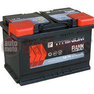 Μπαταρία Αυτοκινήτου  Fiamm Titanium Black L3 74 12V  74Ah  640EN A Εκκίνησης