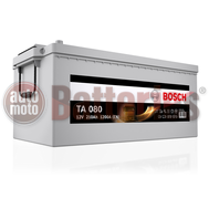 Μπαταρία Bosch TA080 AGM Maximum Deep Cycle Power 12V  210Ah  1200EN A Εκκίνησης