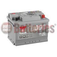 YUASA YBX5075 12V Capacity  60Ah  640A Yuasa Silver High Performance Battery