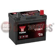 YUASA YBX Active U1R Garden Machinery Batteries Specialist & Garden Battery 12V 30Ah 330A EN