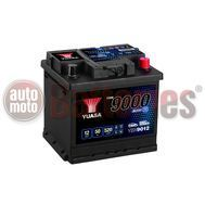 Yuasa YBX9012 12V Capacity 50Ah  520AEN  Yuasa AGM Start Stop Plus Battery
