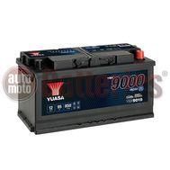 Yuasa YBX9019 12V Capacity 95Ah 850A EN Yuasa AGM Start Stop Plus Battery