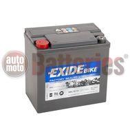 Μπαταρία Μοτοσυκλέτας  Exide  Gel 12-14  12V 14AH 150EN A-Εκκίνησης