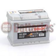 Μπαταρία Αυτοκινήτου Bosch S5004 12V 61AH-600EN A-Εκκίνησης