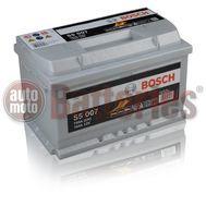Μπαταρία Αυτοκινήτου Bosch S5007 12V 74AH-750EN A-Εκκίνησης