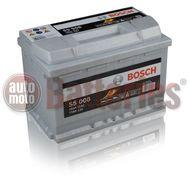 Μπαταρία Αυτοκινήτου Bosch S5008 12V 77AH-780EN A-Εκκίνησης