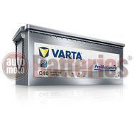 Μπαταρία VARTA ProMotive EFB  C40  Extended Cycle Life  12V   240AH  1200EN