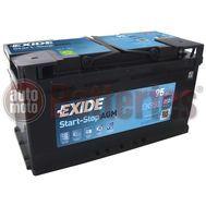 Μπαταρία Αυτοκινήτου EXIDE AGM EK950 Start Stop 12V 95Ah 950EN A-Εκκίνησης