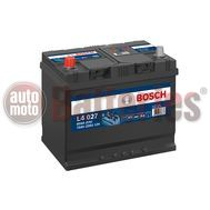 Bosch L4027 Semi Traction Leisure Batteries 75AH 600EN www.automotobatteries.gr ©