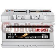 Μπαταρία Αυτοκινήτου Bosch S5011 12V 85AH-800EN A-Εκκίνησης