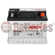 Μπαταρία Αυτοκινήτου Bosch S3004 12V 53AH-500EN A-Εκκίνησης