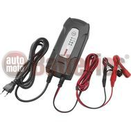 Φορτιστής μπαταριών BOSCH C1 12v 3.5A Battery Charger Car-Moto-Boat-Trucks