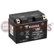 Μπαταρία Μοτοσυκλέτας Yuasa YT12A-BS 12V 10.5AH 175CCA