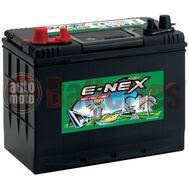 Battery Dual Purpose Marine-Leisure HANKOOK E-NEX 80AH 680CCA