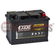 Exide Techologies Battery Equipment GEL  ES900  12V 80AH  Marine Professional Dual Purpose (GEL G80)
