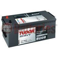 Μπαταρία  Φορτηγού-Σκάφους-Λεωφορείου  TUDOR Heany  Professional Power TF1853  12V  185AH 1150EN  Α-Εκκίνησης