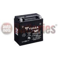 Μπαταρία Μοτοσυκλέτας Yuasa YTX16-BS 12V 14.7AH 230CCA