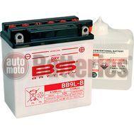 Μπαταρία Μοτοσυκλέτας BS-BATTERY  BB9L-B  DRY 9.5AH 115EN Αντιστοιχία YB9L-B