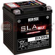 Μπαταρία Μοτοσυκλέτας BS-BATTERY  BIX30HL SLA Max 31.6AH 400EN Αντιστοιχία  YIX30L-BS