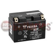 Μπαταρία Μοτοσυκλέτας Yuasa YTZ12S-BS 12V 11AH 210CCA Made in Taiwan