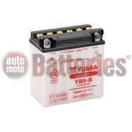Μπαταρία Μοτοσυκλέτας Yuasa Yumicron YB9-B